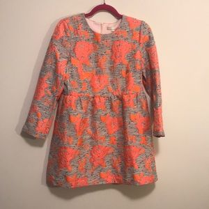 Anthropologie oasis  floral embroidered dress 8